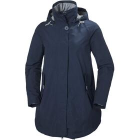 Helly Hansen W's Sendai Rain Coat Evening Blue